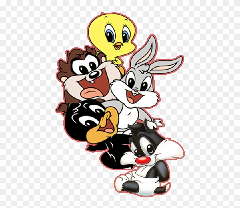 Tweety Bugs Bunny Tasmanian Devil Looney Tunes Cartoon ...