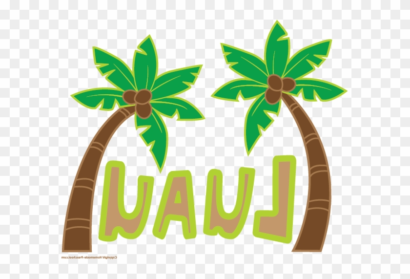 Free Luau Clipart - Hawaiian Luau Clipart #736758