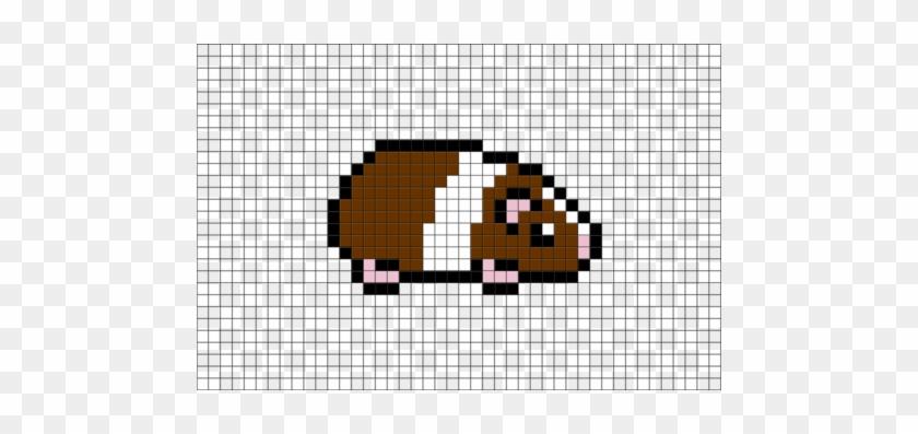 Guinea Pig Pixel Art - Pixel Guinea Pig #737239