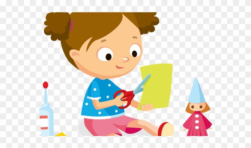 Kids Craft Clipart - Activity Books Preschool Scissor Skills Edition #737403
