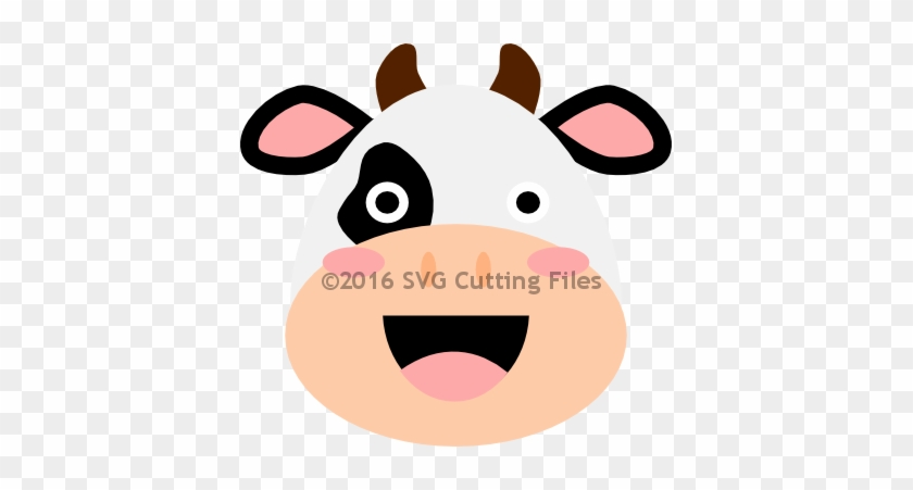 Cow Head Svg Free Transparent Png Clipart Images Download