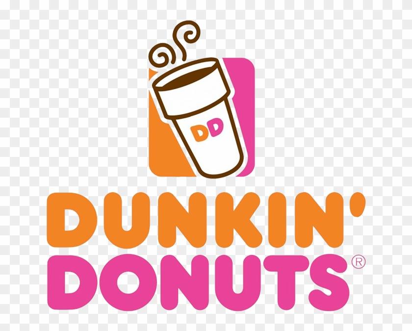 Dunkin Donut Logo Png #738052