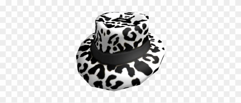 Snow Leopard Fedora Published Roblox Snow Leopard Fedora Free