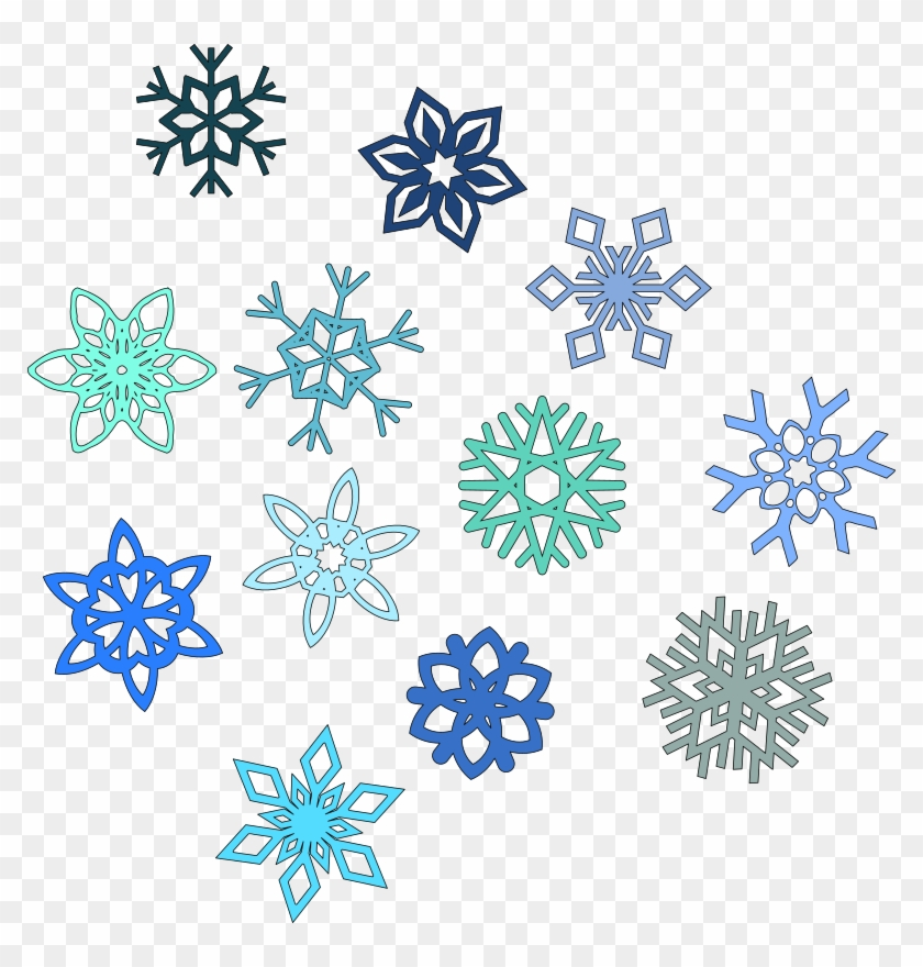 Pin Snowflake Clipart Free Cartoon Snowflakes Free Transparent Png Clipart Images Download