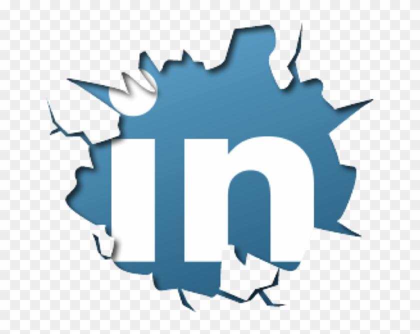 Linkedin Scraper - Twitter Image Transparent Background