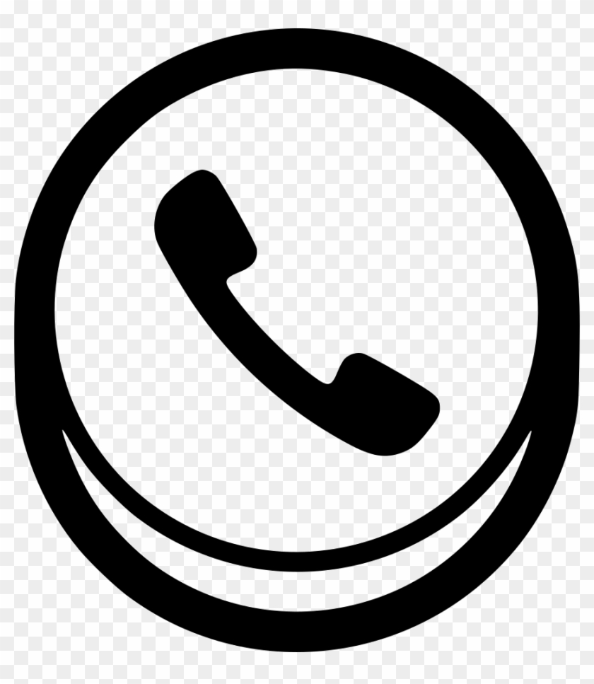 Call Phone Telephone Contact Booth Comments - Copyright Symbol #738837