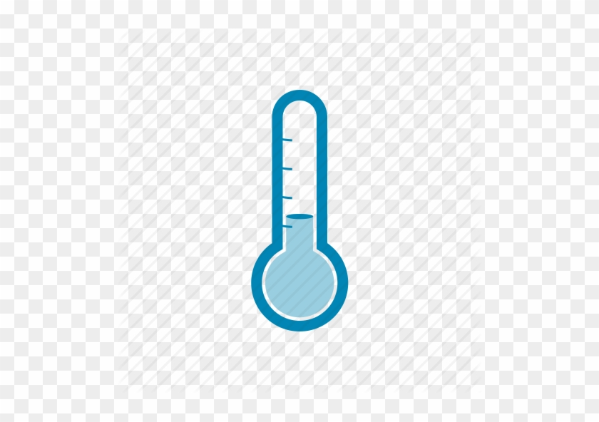 Cold, Low, Temperature, Thermometer, Weather Icon Icon