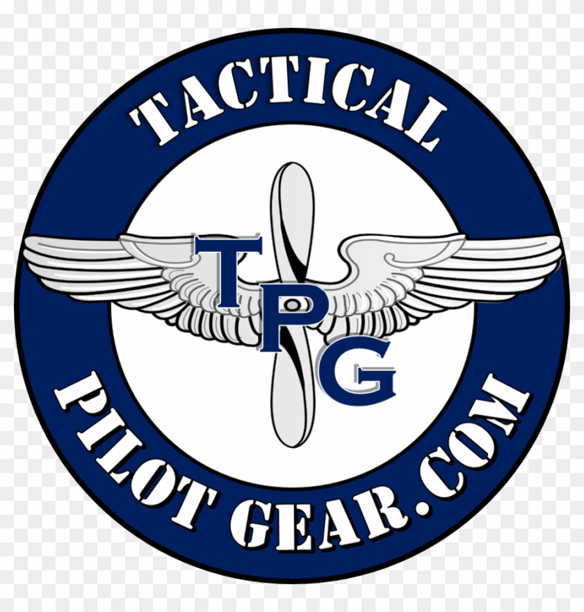 Tactical Pilot Gear - Our Lady Of Fatima Parish School Logo #740279