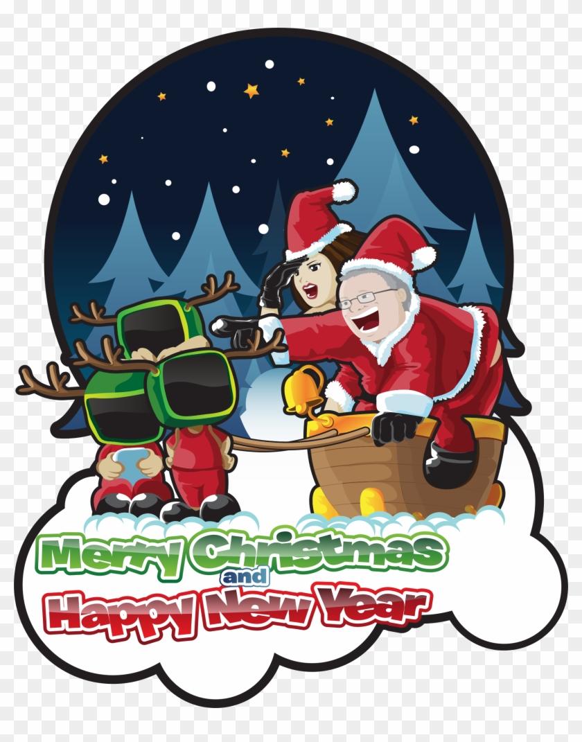 Frohe Weihnachten Und Happy New Year.Merry Christmas And Happy New Year Frohe Weihnachten Und Ein Guten