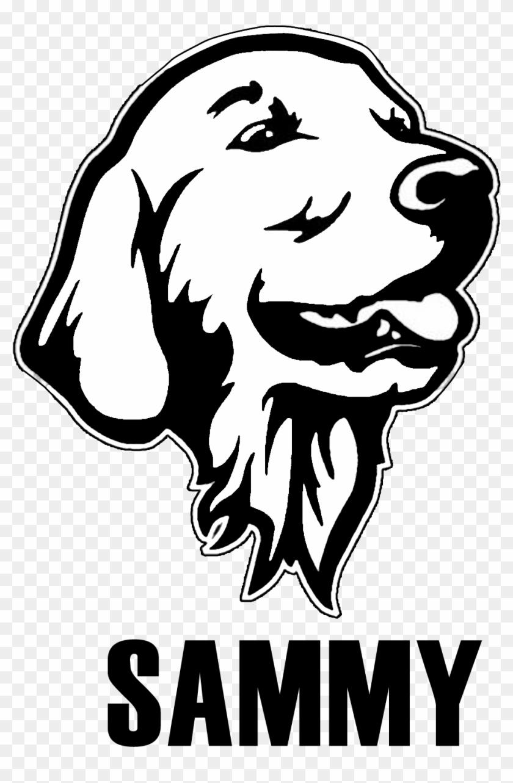 Golden Retriever Dog Sketches Easy Www Topsimages Com