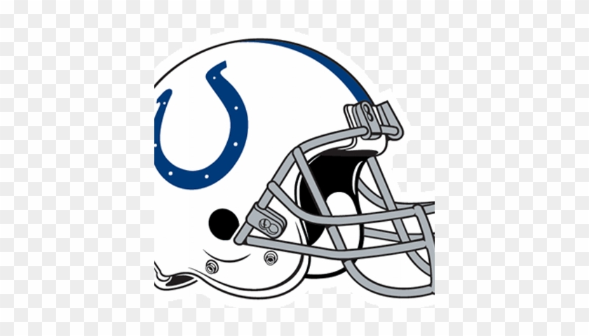 Ucoach Pro Colts - Indianapolis Colts Helmet Logo #741601