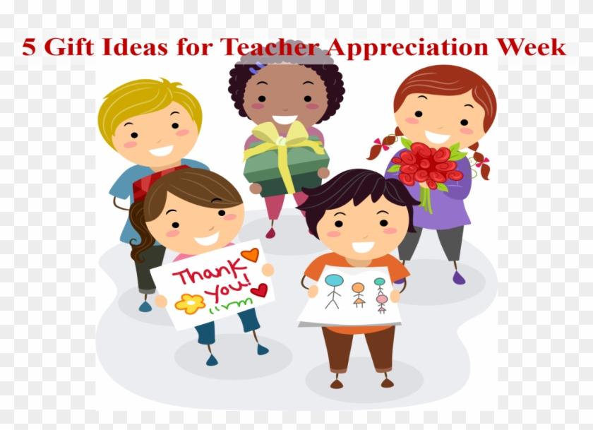 5 Gifts Ideas For Teacher Appreciation Week - Cute Happy Teachers Day #742099
