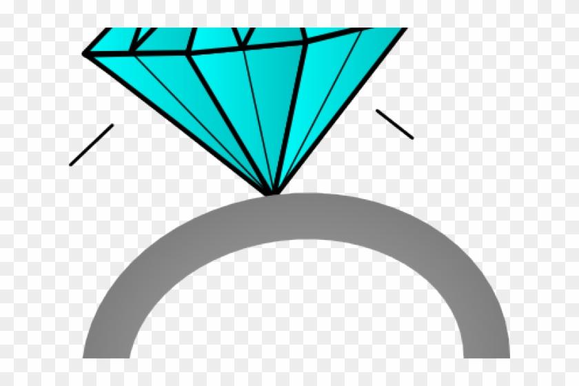 кольцо с бриллиантом роялти бесплатно векторные иллюстрации ... | 560x840