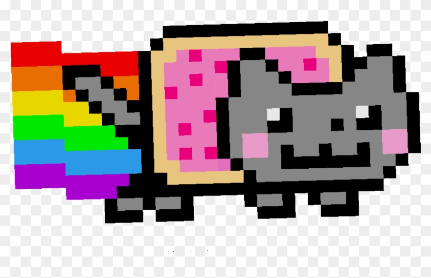 In Nyan Cat Girl Skin Nova Skin Minecraft Taco Nyan Cat Gif Free Transparent Png Clipart Images Download