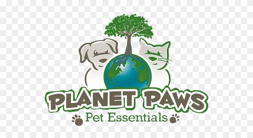 Premium Holistic Organic Pet Food - Planet Paws Pet Essentials #742911
