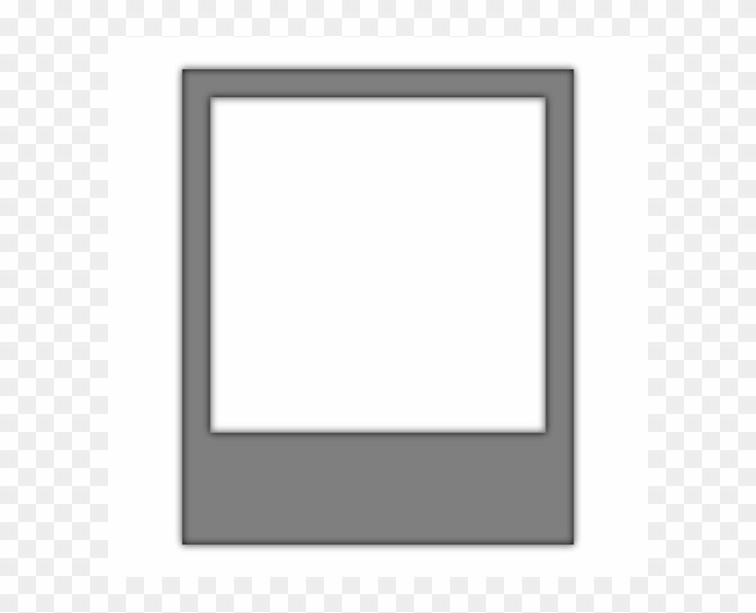 Free Polaroid Frame Cut File - Polaroid Svg #744392