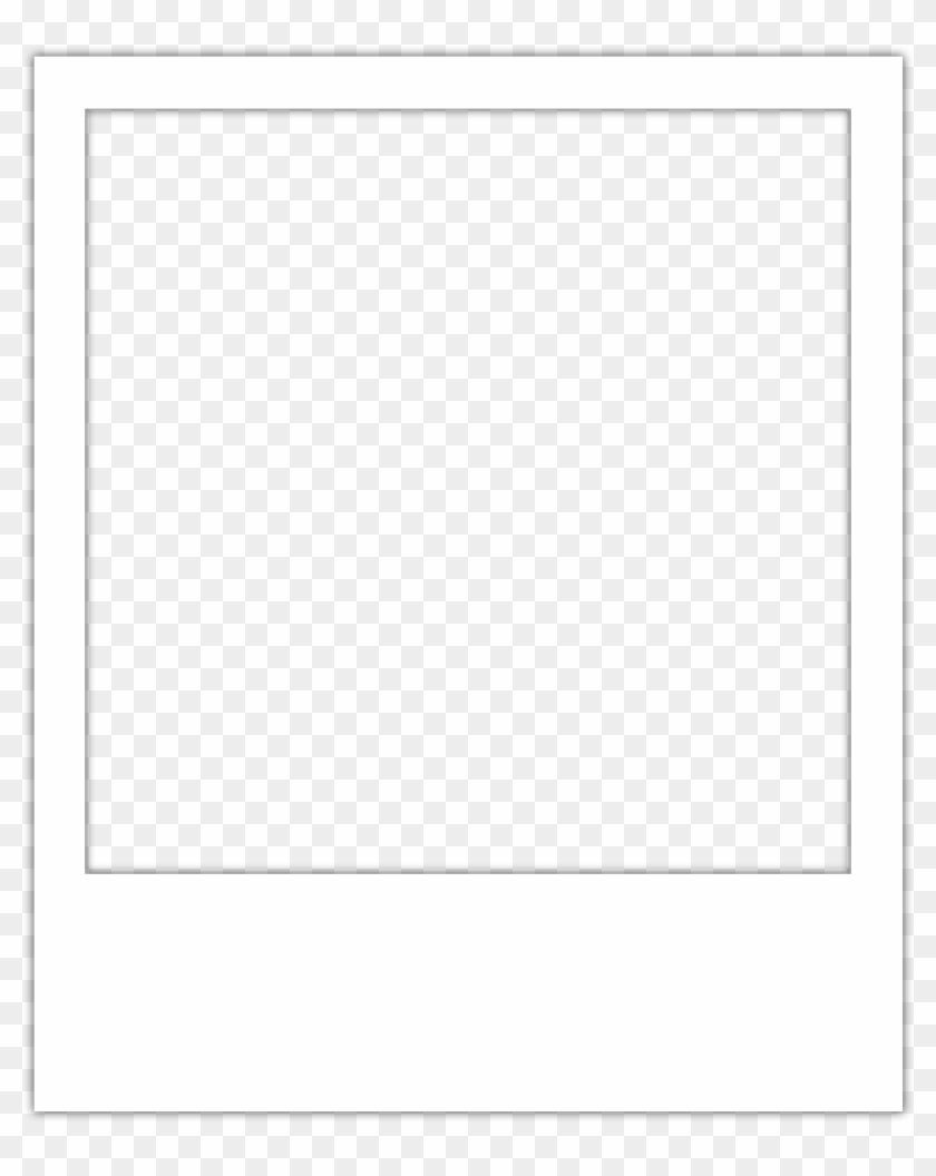 polaroid frame template overlay transparent transparent polaroid