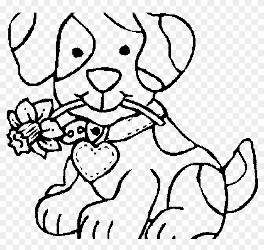 photograph regarding Printable Dog Colouring Pages titled Incredible Puppy Colouring Webpages Cost-free Printable Coloringages