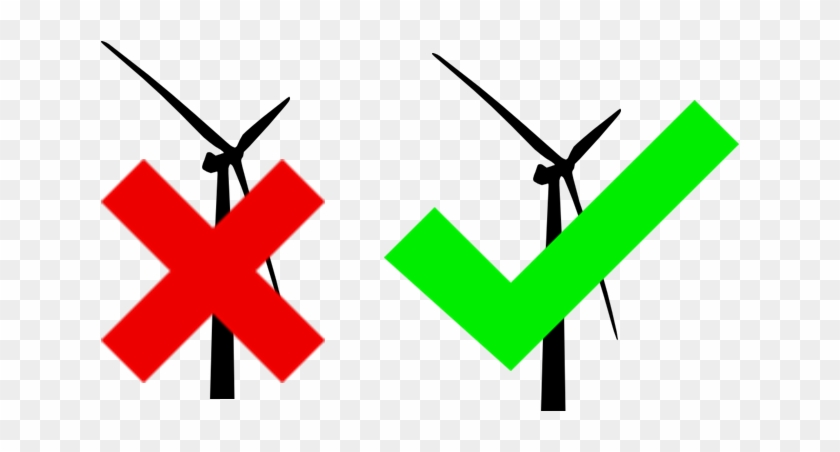 Is Renewable Energy Beneficial For Our Environment - Wind Turbine Clip Art #744753