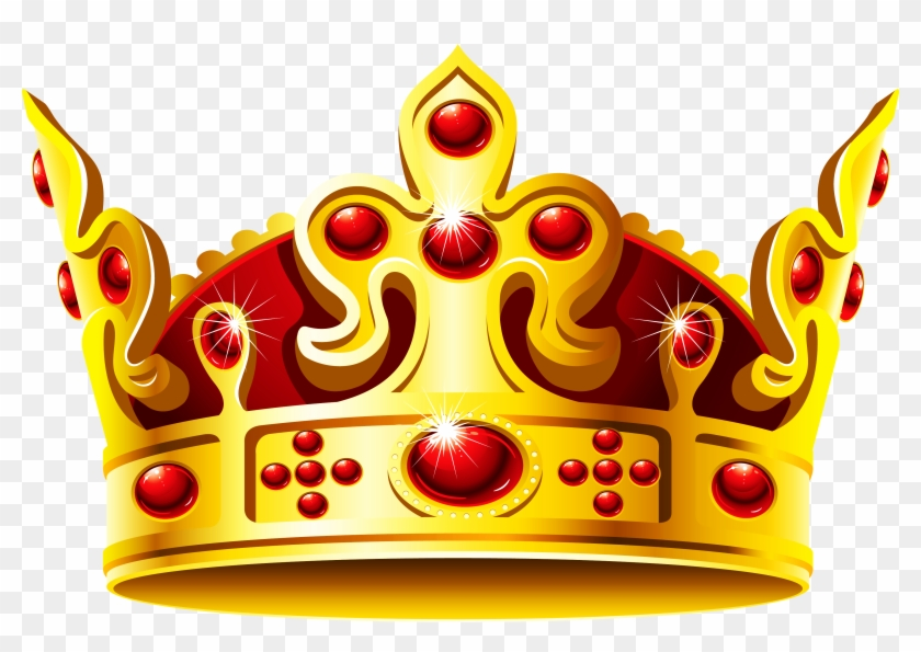 King Crown Png Clipart King And Queen Crown Png Free Transparent