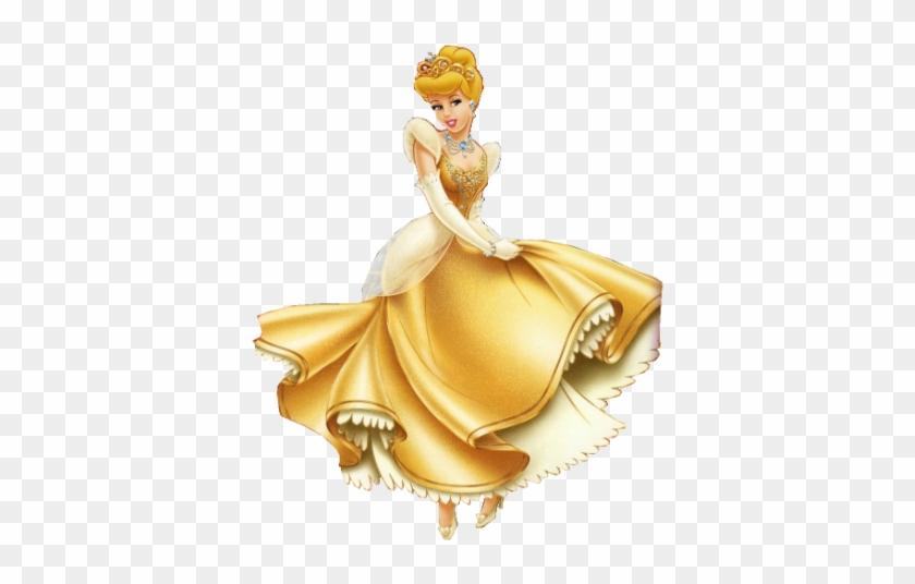 Cinderella Gold By Fenixfairy - Disney Princess Cinderella Gold ...