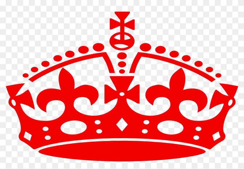 Keep Calm Crown Png #746241