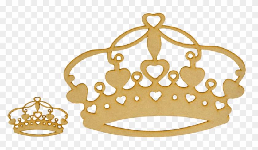 Next - Coroa De Princesa Em Mdf #746387