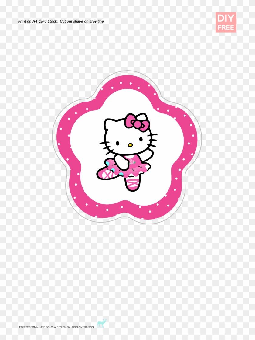 Diy free hello kitty cake topper free printable hello kitty diy free hello kitty cake topper free printable hello kitty cupcake toppers maxwellsz