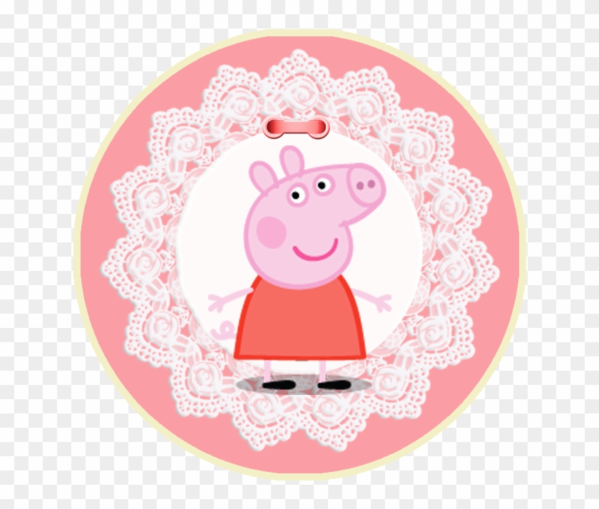 It is an image of Peppa Pig Character Free Printable Images inside design