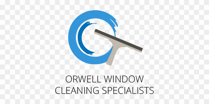 Window Cleaning Logo Real Clipart And Vector Graphics - Logo #748551