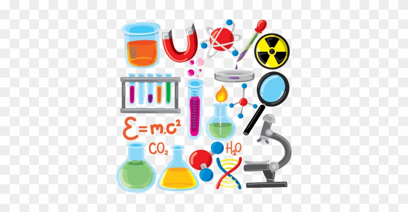 Laboratory Safety Clip Art Download Cartoon Science Lab Equipment Free Transparent Png Clipart Images Download