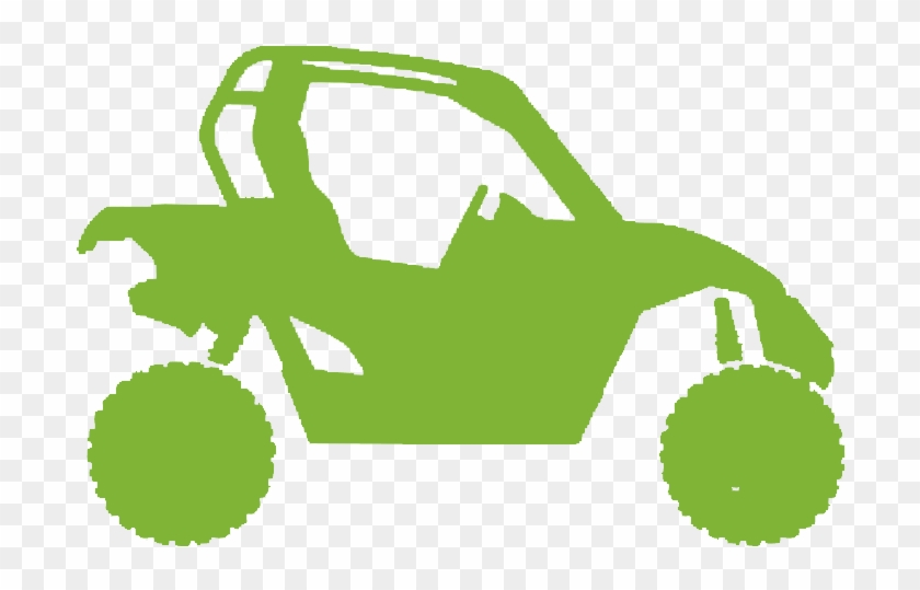 Heavy Equipments Side By Side Atv Silhouette Free Transparent Png Clipart Images Download