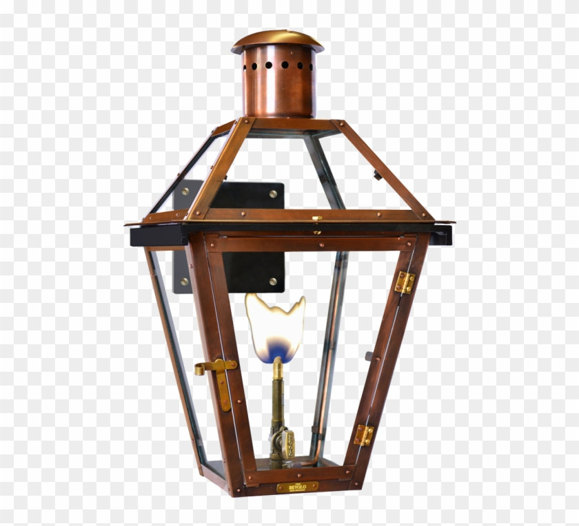 Outdoor Gas Lights Bevolo Electric Outdoor Christmas - Copper Gas Lanterns New Orleans #750459
