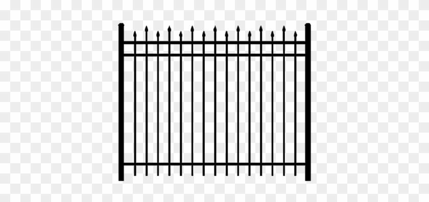 Fence, Metal, Black Transparent Images Png Images - Palace Of Fontainebleau #750539