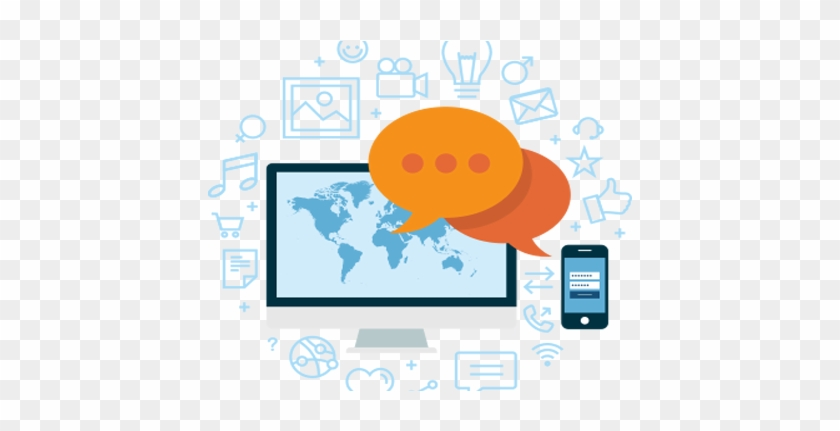 What Is Bulk Sms Gateway - Detailed World Map - Highest