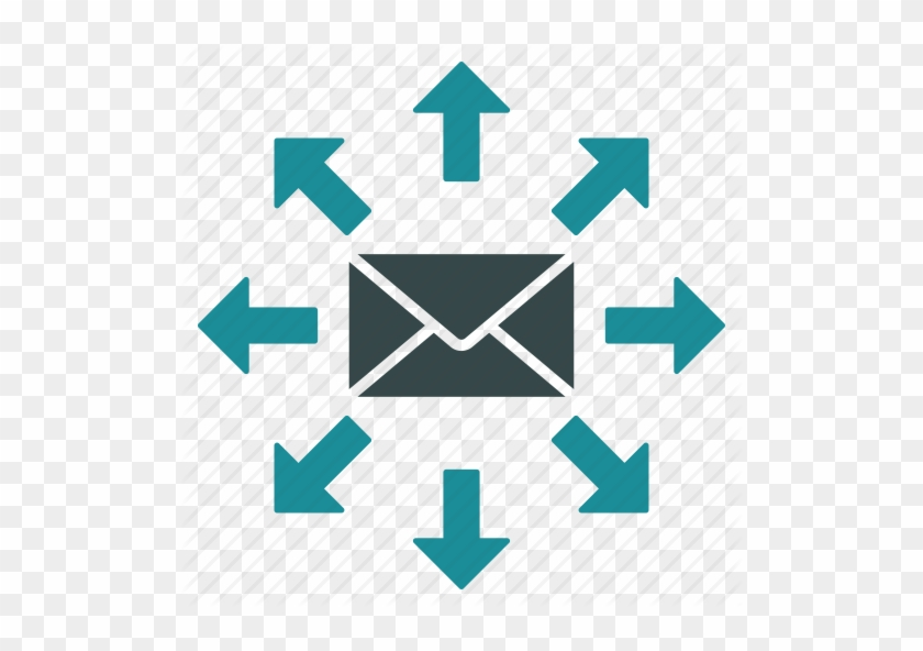 Advertising, Bulk, Communication, Mailing, Mass, Messages, - Mass Email Icon #750812