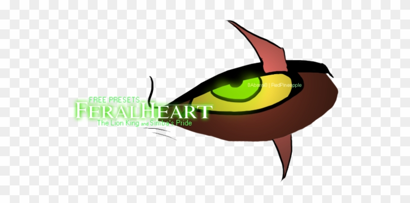 Feralheart The Lion King Preset Pack By 0abarai0 Feral Heart Preset Lion King Free Transparent Png Clipart Images Download