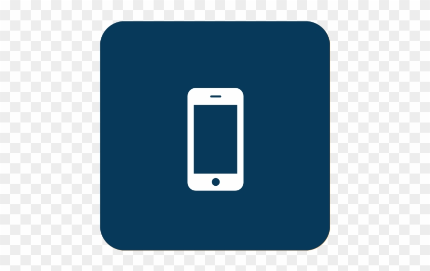 Build A Responsive, Mobile-friendly Website From Scratch - Cell Phone Flat Icon #751138