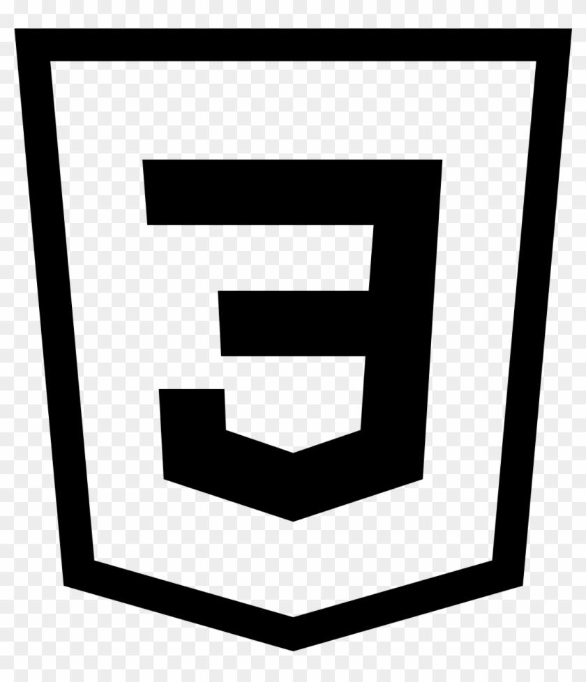 Responsive Web Design Web Development Computer Icons - Css Logo Png