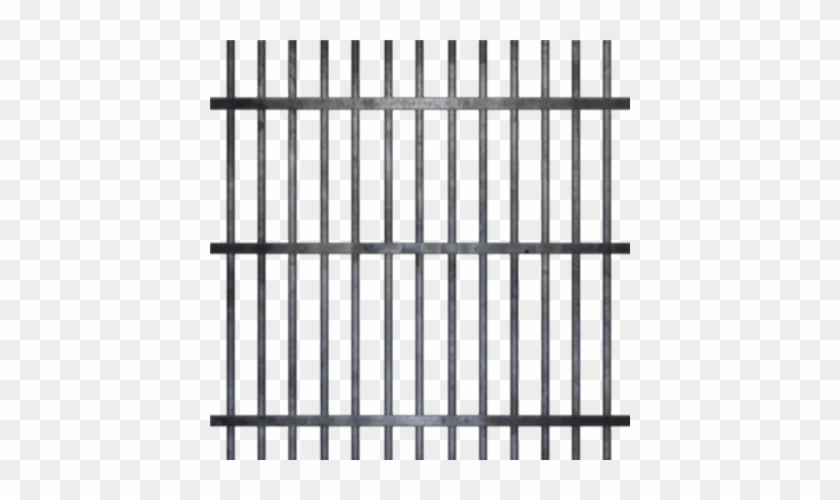 Jail Bars - Jail Bars Png #752010