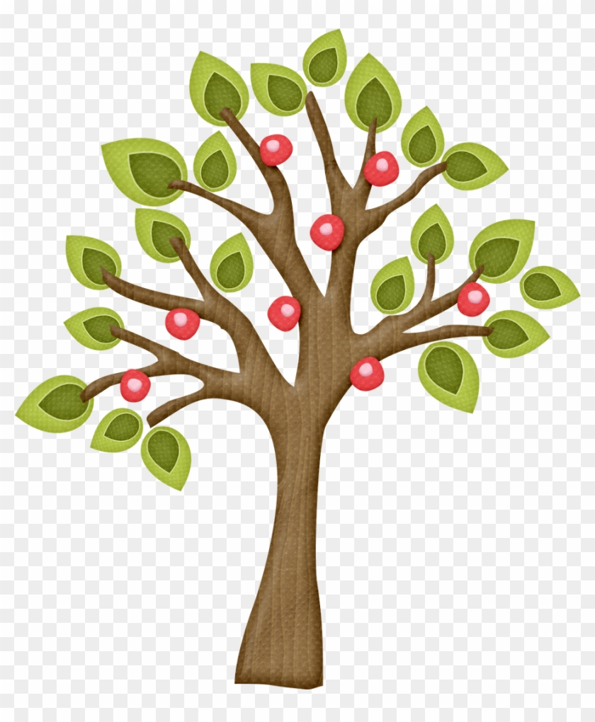Craft - Tree With Branches Clipart #752054