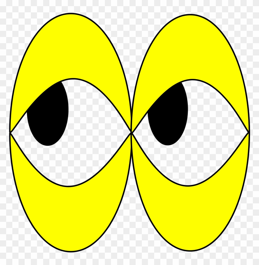 Get Notified Of Exclusive Freebies - Eyes And Mouth Cartoon Transparent #752236