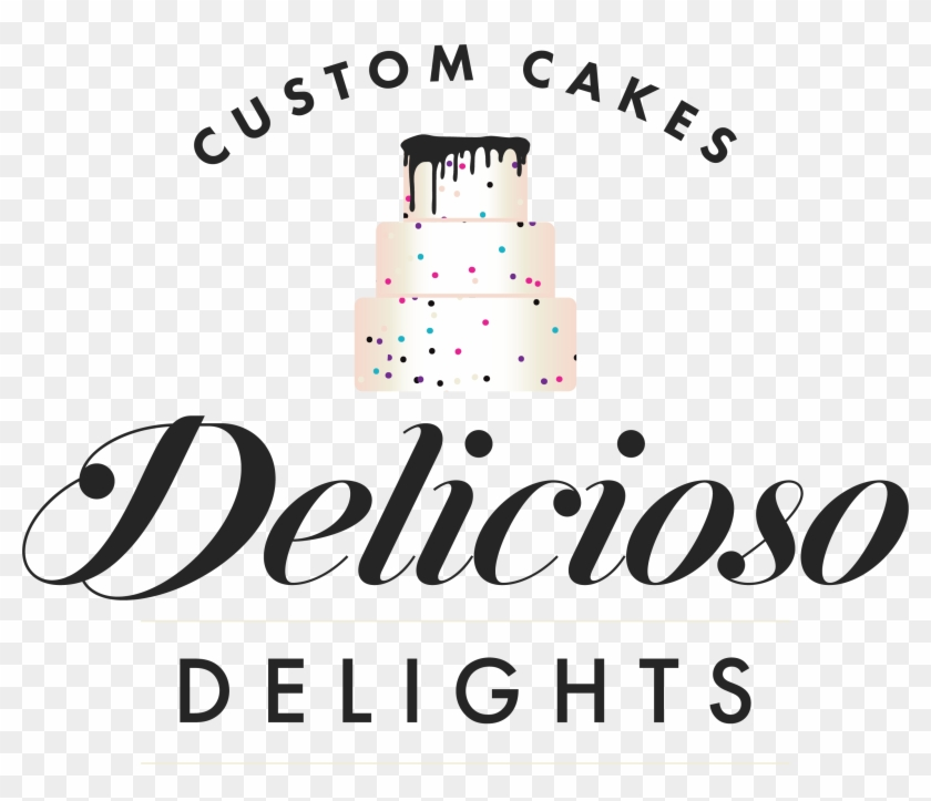 Celebrate Your Next Event With A Cake From - Logo Delicioso #752759
