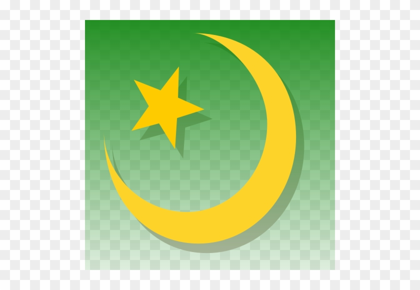 Star And Crescent Moon Islam Sun And Moon Free Transparent Png