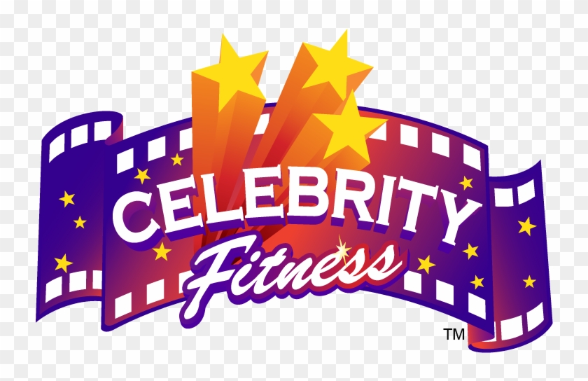 Workout For Water With Celebrity Fitness Indonesia - Celebrity Fitness Logo #753479