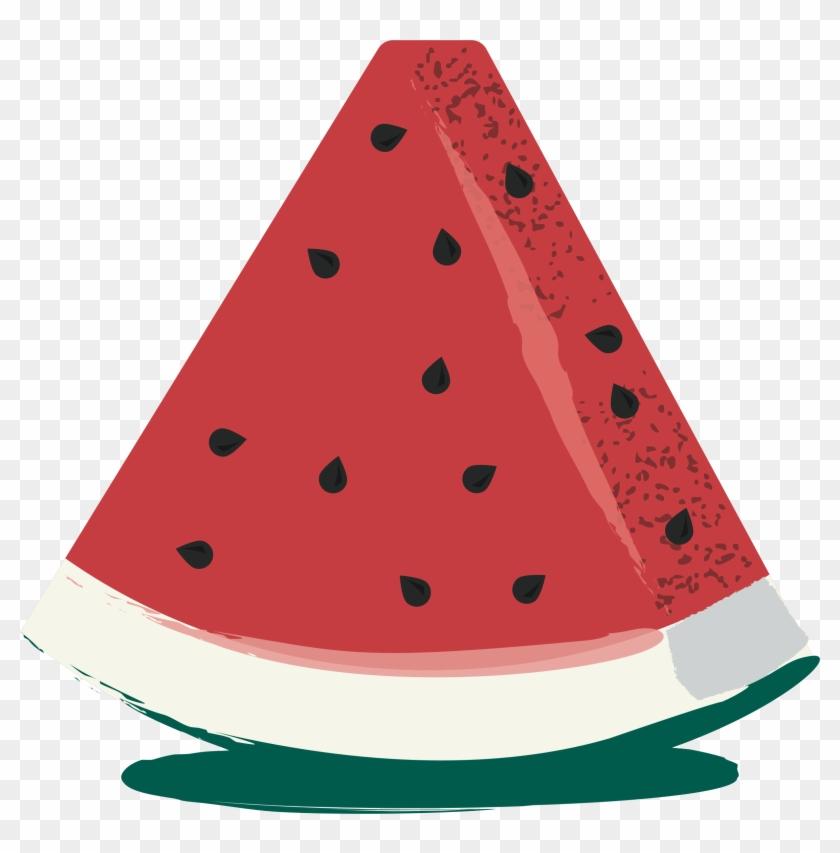 20+ Watermelon Slide Clipart Black And White Cartoon