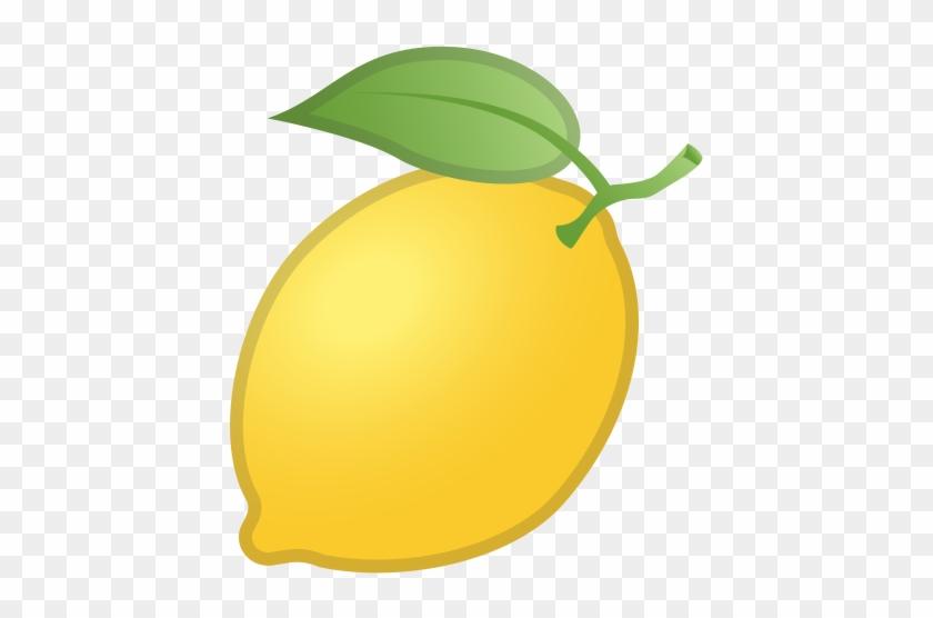 32345-lemon Icon - Lemon Icon #753753