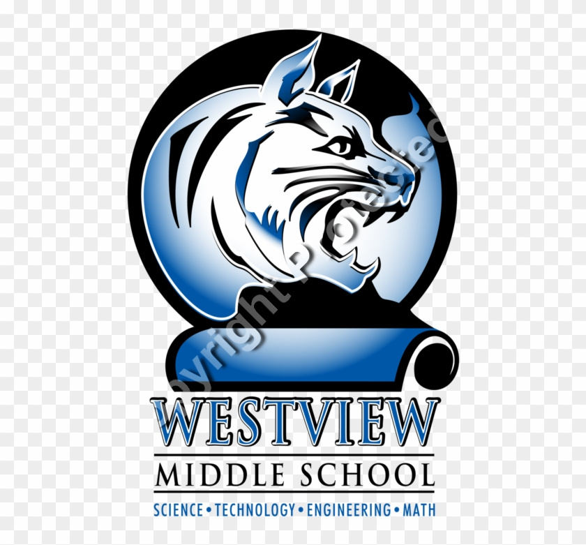 Westview Middle School Color Logo - Secondary School #753832