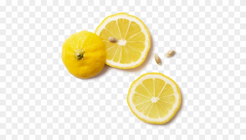 Lemon Png June Intelligent Oven • The Computer-based - Fruit Top View Png #754178