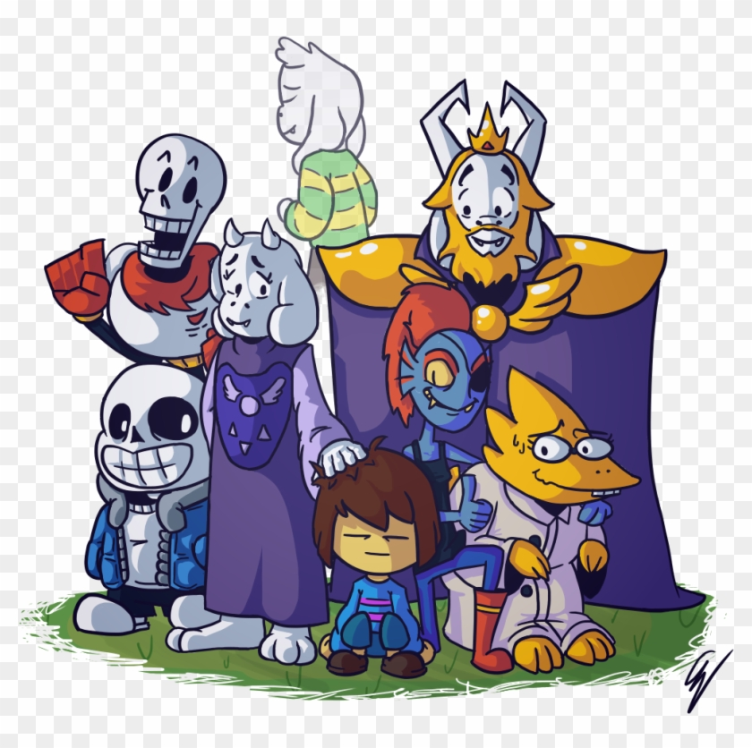 Undertale Cartoon Vertebrate Fictional Character Undertale